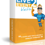 Live Event Blaster 2 Review