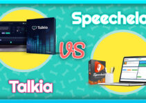 Talkia vs Speechelo